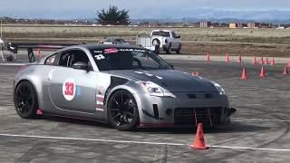 Dan's Vortech Supercharged Nissan 350z
