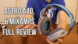 astro a40 gen 2 mixamp m80 mixamp pro review xbox one ps4