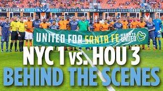 united for santa fe behind the scenes nycfc 1 vs houston dynamo 3 052518