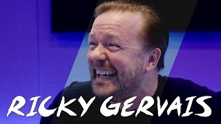 Ricky Gervais: Controversy, Seinfeld & Stand-up