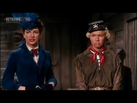 Doris Day - A Woman's Touch (Calamity Jane) (1953)