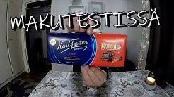 Karl Fazer Dumle maitosuklaa - Makutestissä