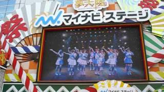 2015年 7月31日(金曜日) TOKYO lDOL PROJECT STAGE @お台場夢...