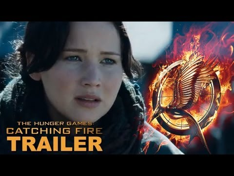 The Hunger Games: Catching Fire Teaser Trailer - Jennifer ...