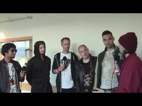 The Qemists Interview | Music Scene in Brighton - Recording Warrior Sound | Rebellious Noise