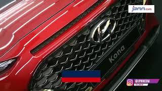 Hyundai Kona Buka Selubung, Siap Meneror Honda HRV dan Mazda CX-3 di IIMS 2019 - JPNN.COM