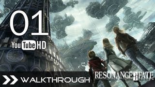 Resonance of Fate - (PS3/Xbox360) - Walkthrough Part 1 (Prologue - A Star From The Heavens) 1080p