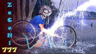 видео: Удар молнии, грохот, шаровые молнии, гроза, невероятное зрелище!