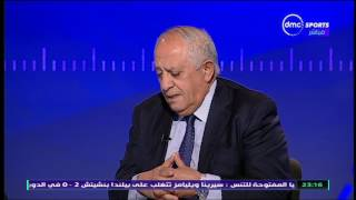 الحريف - حسن المستكاوي: اصابة الشناوي يتحملها هو والجهاز ولاعيبتنا مش قادرين