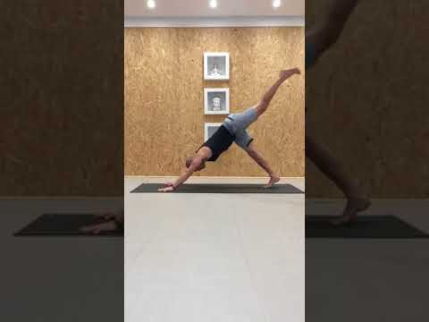 Power Yoga with Meni at Urban Zen Yoga and Movement