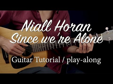 Niall Horan - Since We're Alone GUITAR TUTORIAL / Since We're Alone GUITAR LESSON Guitar Cover