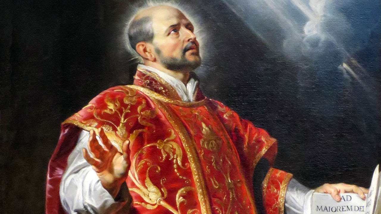 Who is St. Ignatius of Loyola?