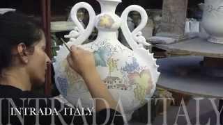 INTRADA ITALY pottery making 2
