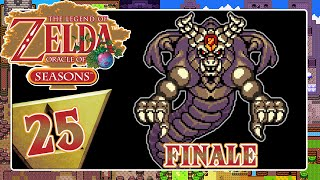 THE LEGEND OF ZELDA ORACLE OF SEASONS 🗡️ Part 25: Final Boss Onox Battle [ENDE]