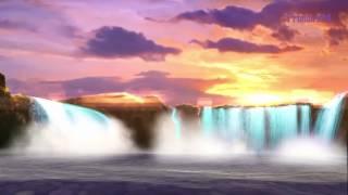 Звуки природы - водопад для глубокого сна, отдыха, медитации. Музыка природы для души.