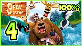 Open Season Walkthrough Part 4 (X360, Wii, PS2, PC, XBOX) 100% Mission 9 - 10