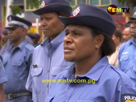 Police Personnel Given Pay Rise and Outstanding Service Allowances
