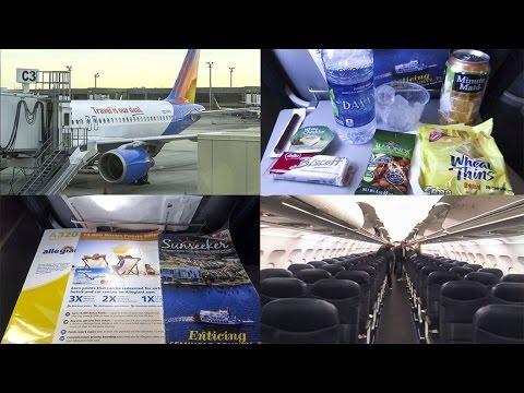 [Tripreport] Allegiant Air A320 from Orlando Sanford to New Orleans!