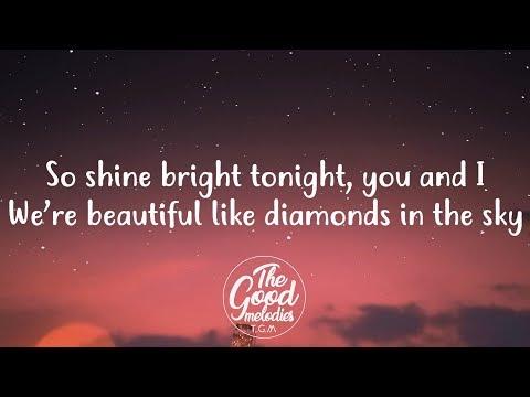 Willie Spence - Diamonds   Lyric