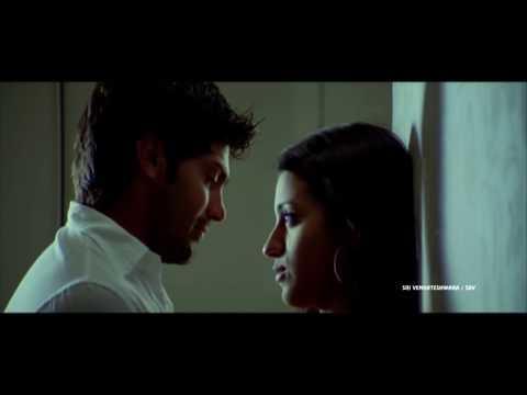 Best  Scene Between Trisha & Arya || Sarvam Movie || Trisha