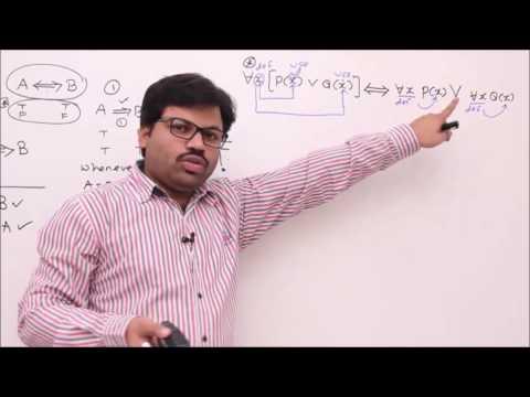 DM-20-First Ordrer Logic Equivalences