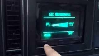 Buick Riviera 1988 computer