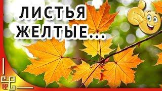 Листья желтые над городом кружатся 🍁 Музыка СССР