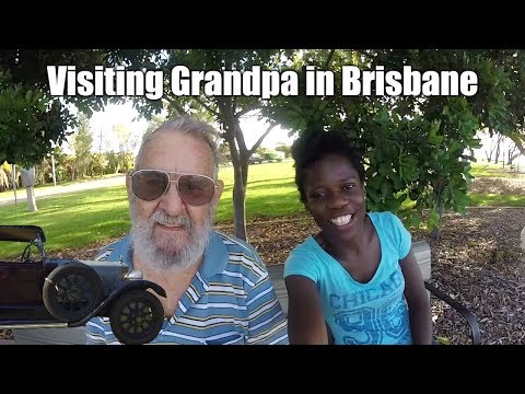 Travel Vlog - Brisbane JUNE 2017