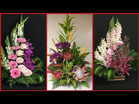Beautiful and latest flower decoration for home decoration