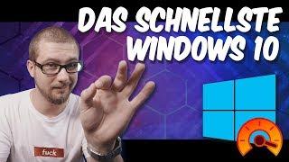 Windows 10 schneller machen in 2 Minuten! | Mehr FPS in allen Spielen + Internet schneller!