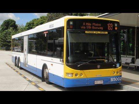 Brisbane Transport Bus 5002 - Scania K310UB 6x2 (Volgren