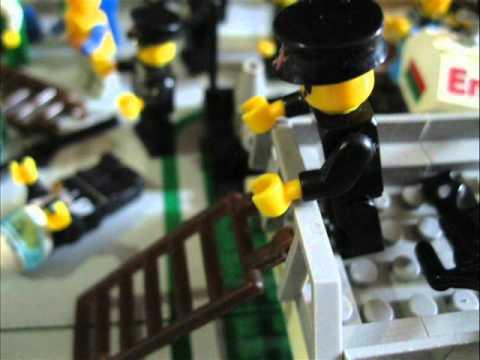 Лего Береговая Охрана Инструкция