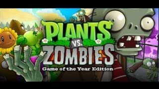 Plants vs Zombies Game of the Year Gameplay (PC)