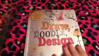 My Draw Doodle Design book