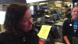 Donna and her daughter Pay With Lovin
