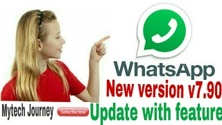 Gambar cover Yowhatsapp v7. 90 wfeature in Hindi !! Yowhatsapp leatest versions download !!Amazing new feature!!s