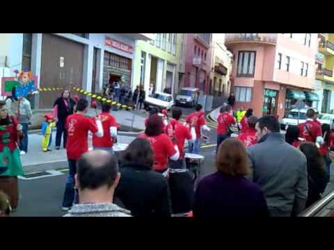 Coso Colegios San Andrés y Sauces 17.02.2012