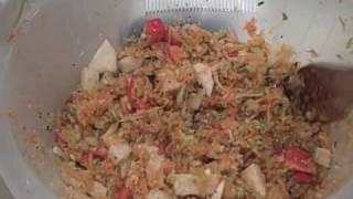thai explosion fermented veg