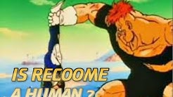 What is Recoome's race?