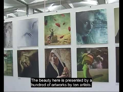 "Exhibition ""Magic Realism & Real Magic"" - story report by Evgeny Erlich with English subtitles"