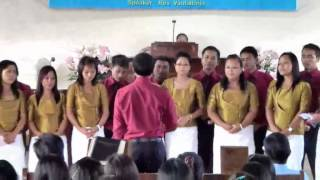 Tuithaphai Presbytery Choir - an pan zel e