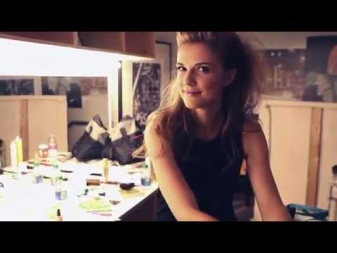 Sara Canning Impress Magazine Cover Shoot by Ryan West