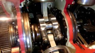 3 500hp 28 cylinders 4 row radial turbo supercharged pratt whitney r 4360 cb2 airplane engine