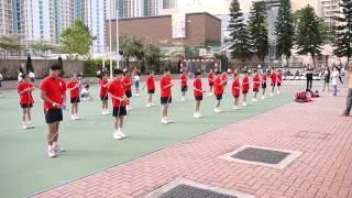 元朗朗屏邨東莞小學參加 ~ 香島盃 2014 - 元朗區小學