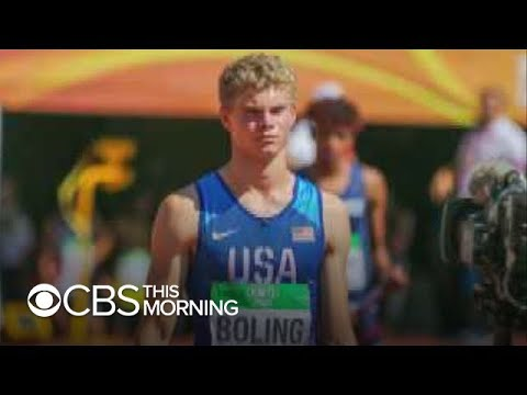Texas Teen Matthew Boling Runs 100-meter Dash In 9.98 Seconds