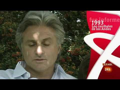 Tragedia En Los Andes - Informe TV Española