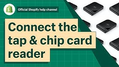 POS: How to connect Tap & Chip card reader    Shopify Help Center