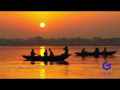 Aron Estocolmo - The Ganga river unpolluted once more