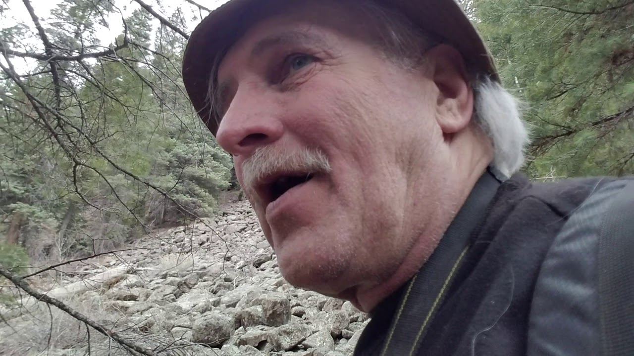 First Search for Forrest Fenn's Treasure 5 4 2019
