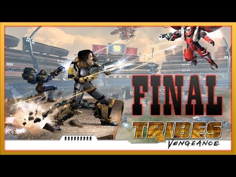 Tribes: Vengeance :: PC :: Прохождение :: FINAL
